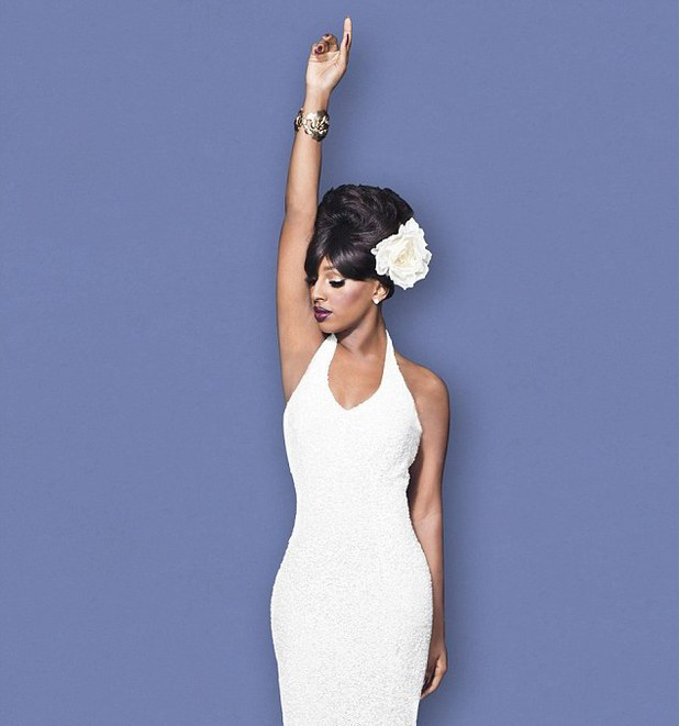 Alexandra Burke press shot