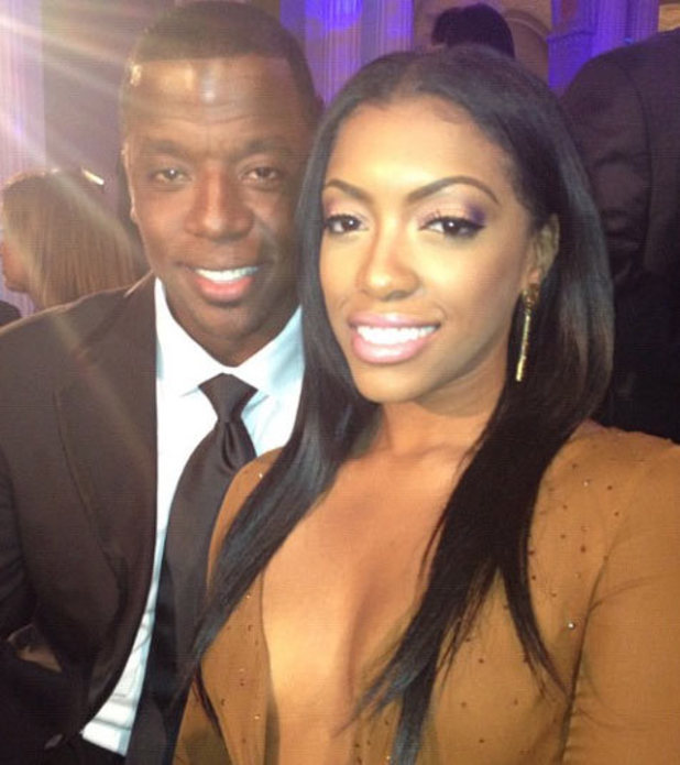 Kordell Stewart and Porsha Williams