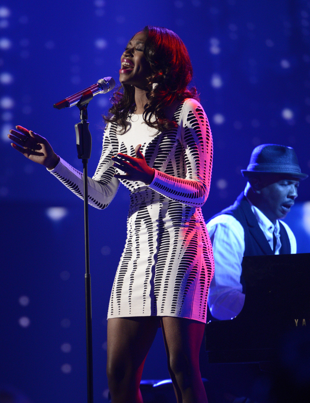 'American Idol' Top 8 performances: Amber Holcomb