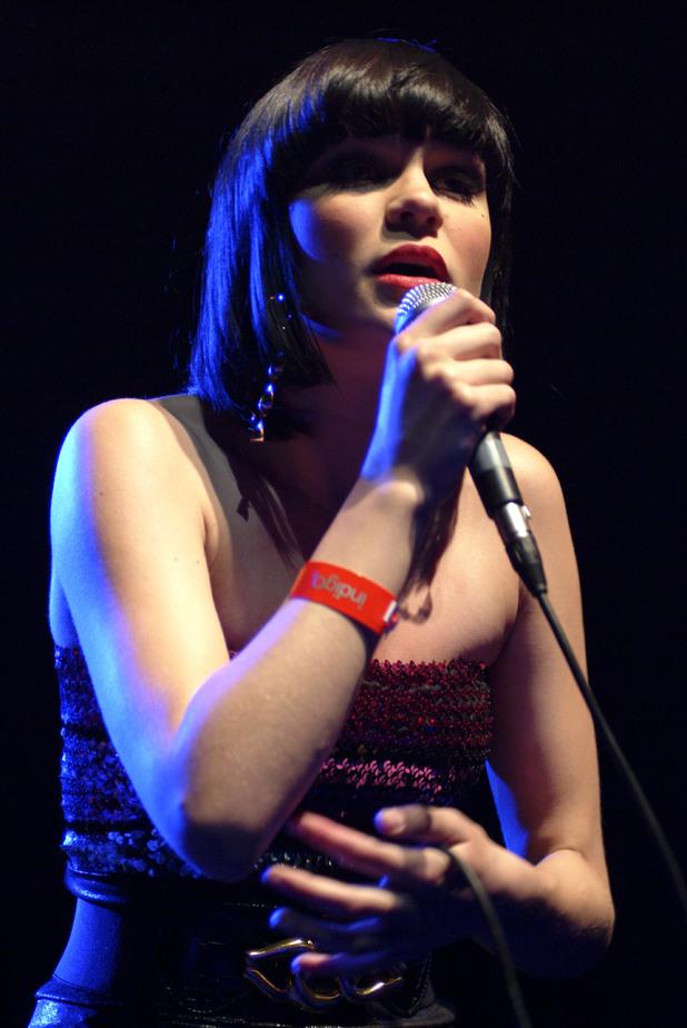 Jessie J in 2008