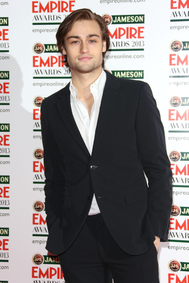 Douglas Booth, Empire Awards 2013