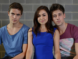 Kyle, Tamara and Casey in Home and Away