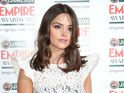 Jenna-Louise Coleman admits family hasn't thought much of previous acting jobs.