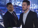 Oliver's psycho ex is back with a vengeance as Arrow returns.
