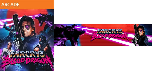 Far Cry 3: Blood Dragon leaked artwork