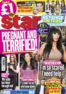 Star magazine cover for week commencing April 1