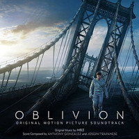 Cover for M83's Oblivion soundtrack