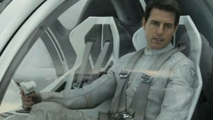 'Oblivion' Iceland featurette