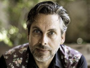 Writer Michael Chabon