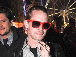 Macaulay Culkin, fair, paris