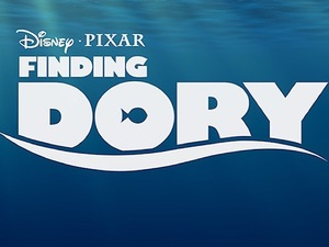 'Finding Dory' logo
