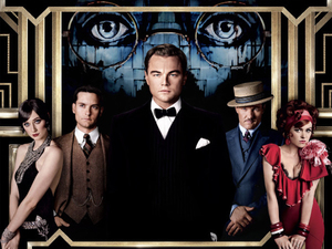 &#39;Great Gatsby&#39; poster