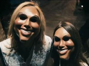 'The Purge' trailer still