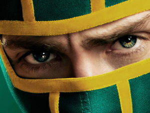 Aaron Taylor-Johnson as Kick-Ass in &#39;Kick-Ass 2&#39;