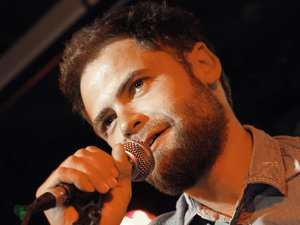 Singer-songwriter Passenger aka Michael Rosenberg