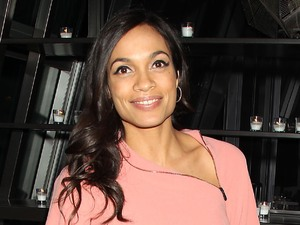 Rosario Dawson, Trance after party, New York