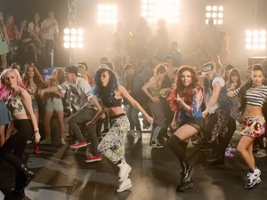 Little Mix How Ya Doin'? video still