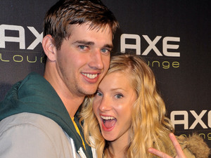 'Glee' star Heather Morris and boyfriend Taylor Hubbell