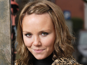 Charlie Brooks as Janine Butcher in EastEnders