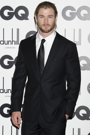 Chris Hemsworth, GQ Awards 2012