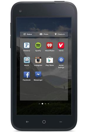 Facebook Home - launcher