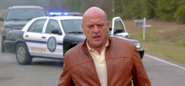 Dean Norris in Stephen King's Under the Dome.
