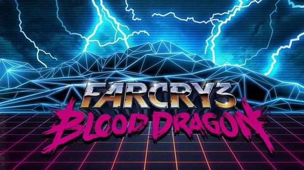 'Far Cry 3: Blood Dragon'