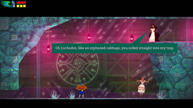 'Guacamelee' screenshot
