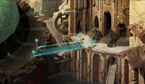 Torment: Tides of Numenera Screenshot.
