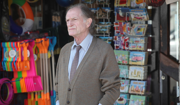 David Bradley as Jack Marshall in 'Broadchurch' Episode 5