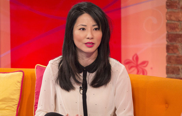 Holby City's Jing Lusi on 'Lorraine Live'