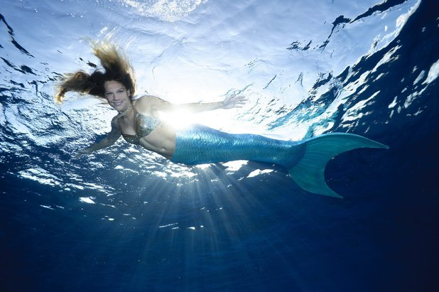 Linden Wolbert mermaid