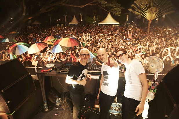 Above & Beyond 2013 tour image
