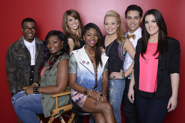 'American Idol': Season 12's Top 7 contestants