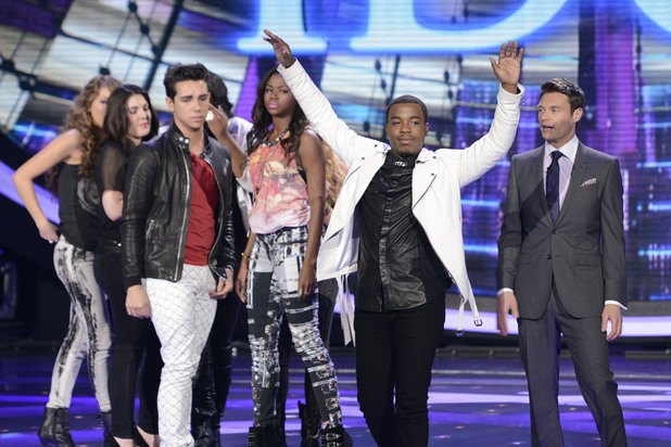 'American Idol': Burnell is eliminated ~~ April 4, 2013