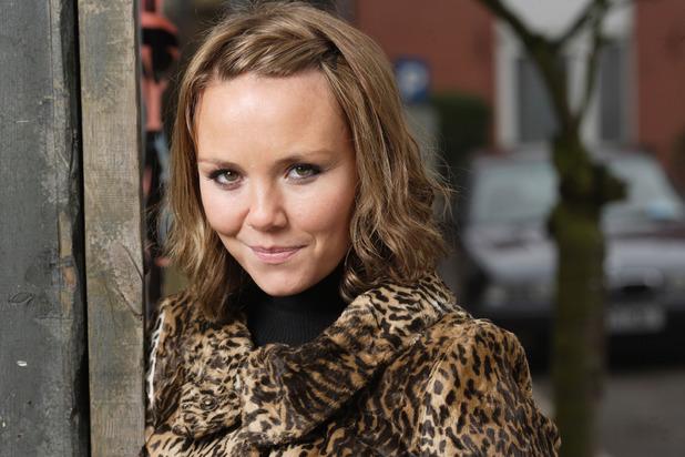 Charlie Brooks as Janine Butcher in EastEnders
