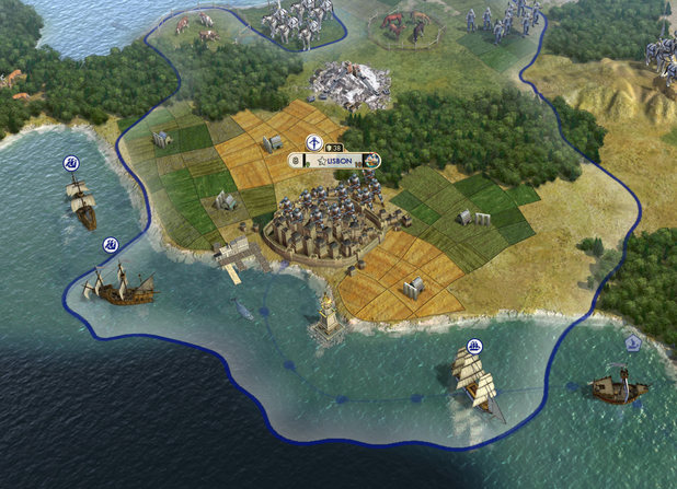 Civilization V: Brave New World screenshot