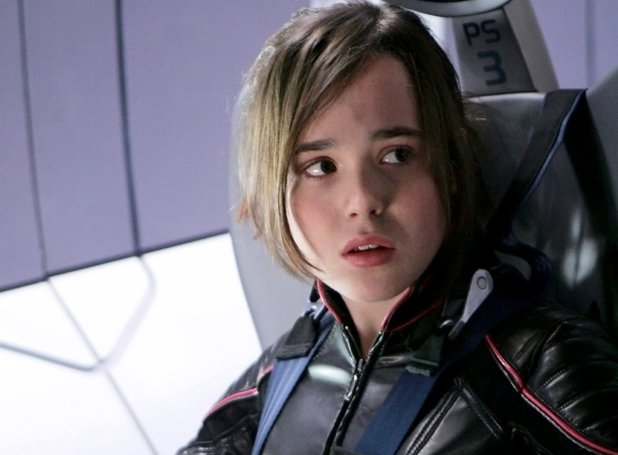 Ellen Page in 'X-Men: The Last Stand' (2006)