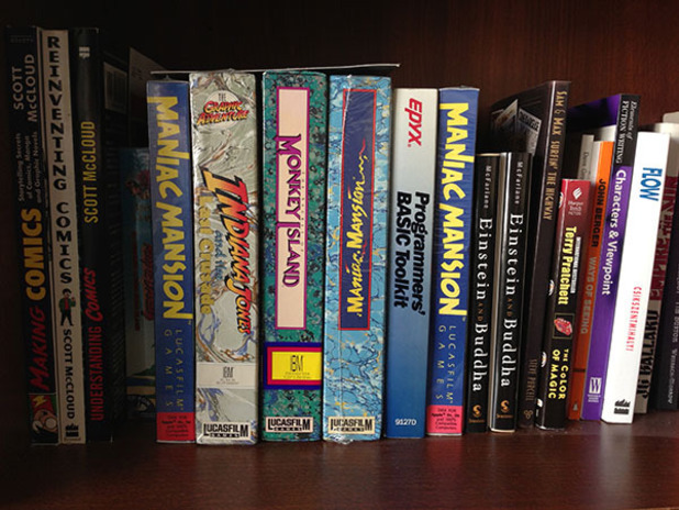 Ron Gilbert LucasArts collection