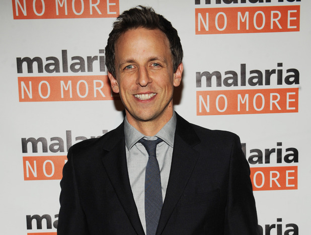 Seth Meyers, Malaria No More benefit in New York -- November 8, 2012