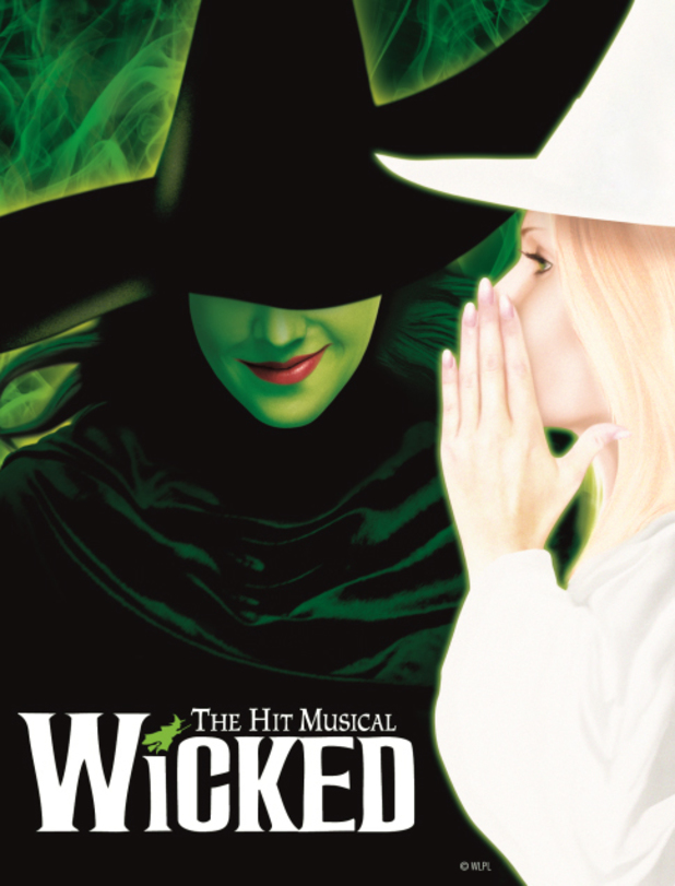The official poster for 'Wicked'
