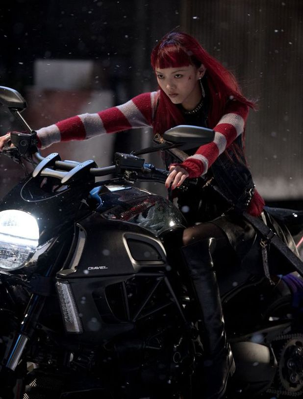 Rila Fukushima Yukio The Wolverine