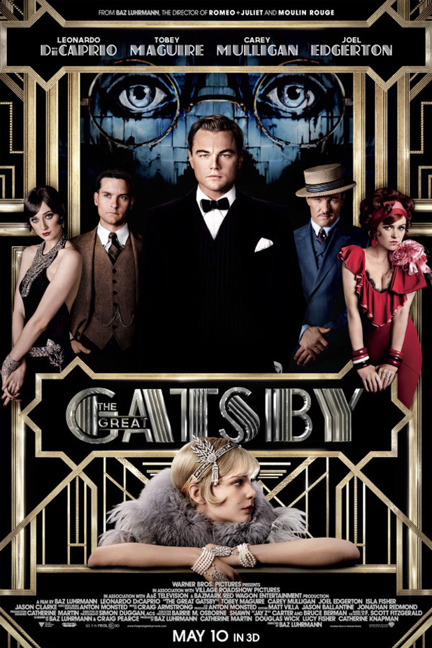 'The Great Gatsby' principal cast