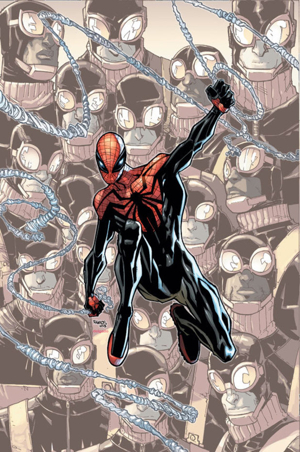 'Superior Spider-Man' #14 teaser artwork