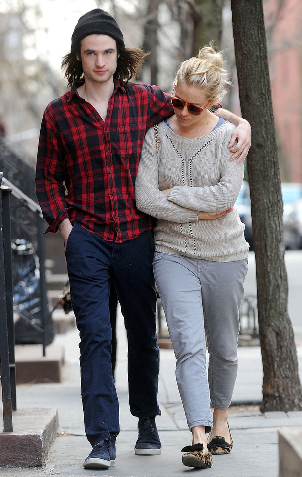 Sienna Miller, Tom Sturridge, New York