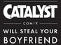 Joe Casey's 'Catalyst Comix' gets teaser