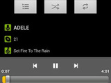 A screenshot of 'Music Player For Android'