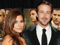 "Eva Mendes reveals that her co-star Ryan Gosling ""loves babies""."
