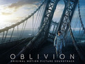 The full score to Tom Cruise's new film Oblivion is released online.