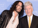 Russell Brand, David Lynch, Helen Flanagan in today's celebrity pictures.